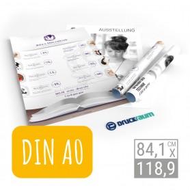 Promotion Plakat | A0 Promotion-Plakate 17,90€