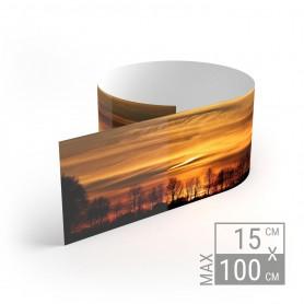 Panoramadruck | 15cm x Variable Breite Kleinformat