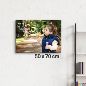 Fotoleinwand | 50x70cm Fotoleinwand