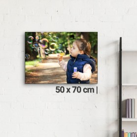 Fotoleinwand | 50x70cm Fotoleinwand 79,00€