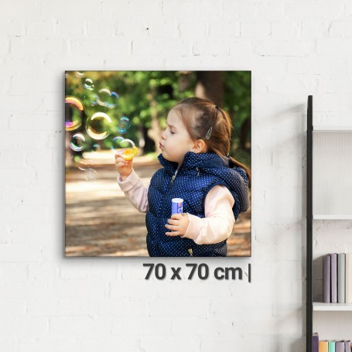 Fotoleinwand   70x70cm Fotoleinwand