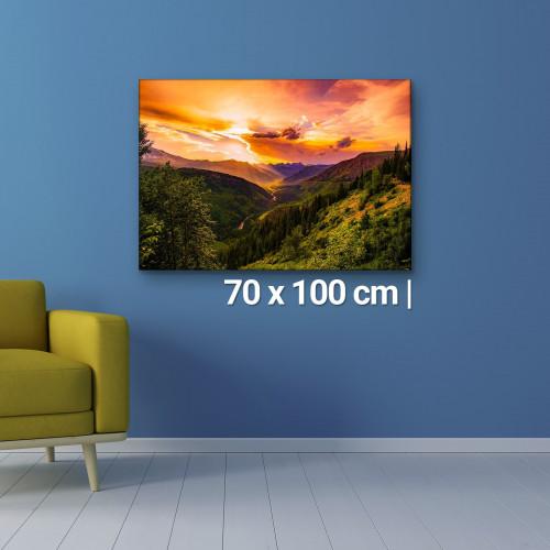 Fotoleinwand   70x100cm Fotoleinwand