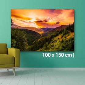 Fotoleinwand | 100x150cm Fotoleinwand