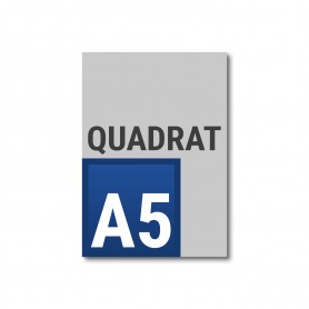 Flyer | DIN A5Q | 14,8x14,8cm Flyer - Flugblätter 0,00€