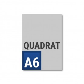 Flyer | DIN A6Q | 10,5x10,5cm Flyer - Flugblätter