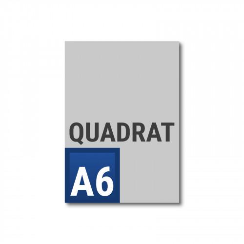 Flugblätter | DIN A6Q | 10,5x10,5cm Flugblätter & Karten