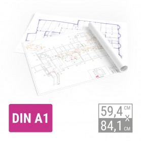 Plandruck Farbe | A1 Plandruck