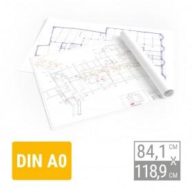 Plandruck Farbe | A0 Plandruck