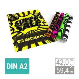 Neonplakat | A2 Neonplakate