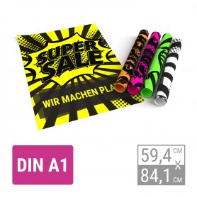 Neonplakat | A1 Neonplakate 7,90€
