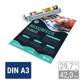 Wasserfestes Plakat | A3 Wasserfeste-Plakate 5,90€