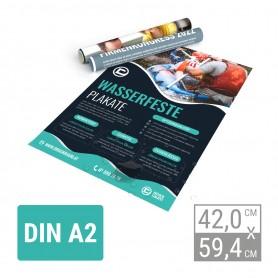 Wasserfestes Plakat | A2 Wasserfeste-Plakate 9,90€