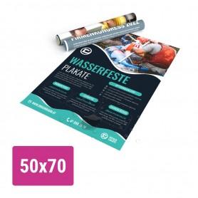 Wasserfestes Plakat | 50x70 Wasserfeste-Plakate 14,90€