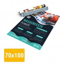 Wasserfestes Plakat | 70x100 Wasserfeste-Plakate 24,90€