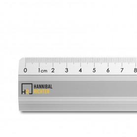 Druck auf Ihr Lineal Druck auf Metall 0,00€