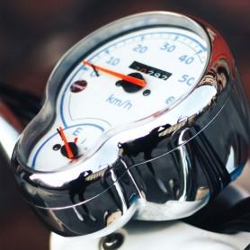 Druck auf Ihren Tachometer Druck auf Kunststoff