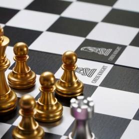 Druck auf Ihr Schachbrett Druck auf Holz