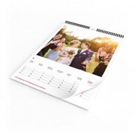 Monatskalender A3 Kalender