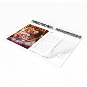 Monatskalender A4 quer Kalender