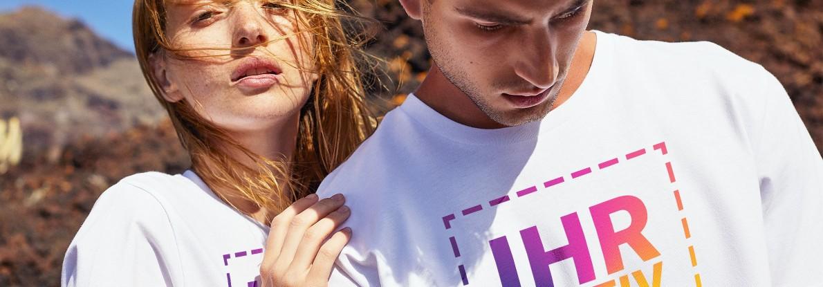 ◤ T-Shirt Sofortservice » Wien | DRUCKRAUM.at