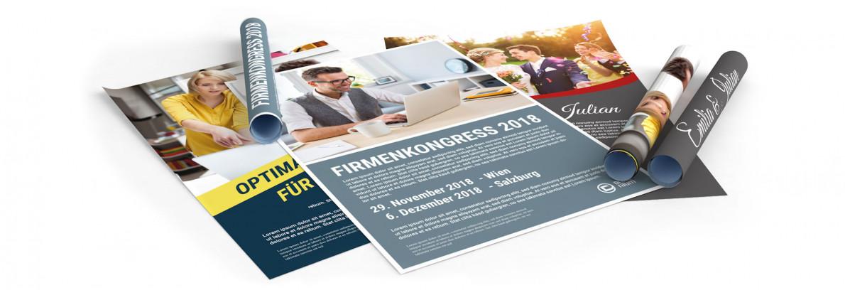 ◤ Premium Plakate » Qualität aus Wien   DRUCKRAUM.at