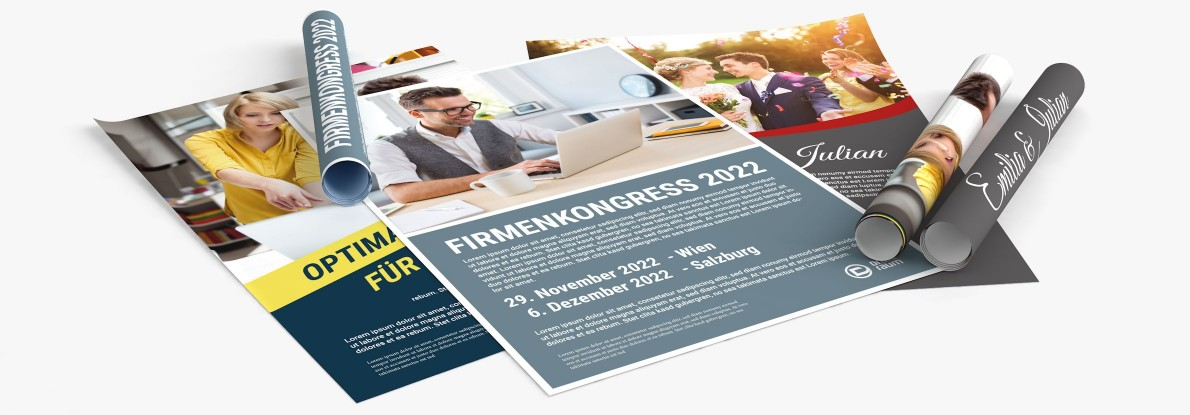 ◤ Premium Plakate » Qualität aus Wien | DRUCKRAUM.at